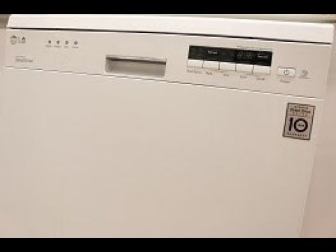 LG DISHWASHER REVIEW INDIA | DISHWASHER REVIEW FOR INDIANS IN HINDI