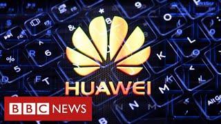 """Chiny ostrzegają Wielką Brytanię przed """"odwetem gospodarczym"""" w związku z zakazem Huawei 5G – BBC News – nagranie w j.angielskim"""
