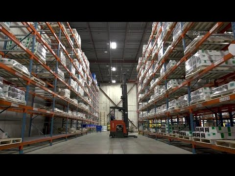 Ontario's secret cannabis warehouse revealed