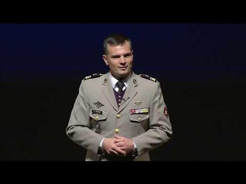 Chef de bataillon Dorian P