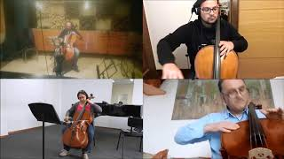 The Syrian Violoncellissimo Online