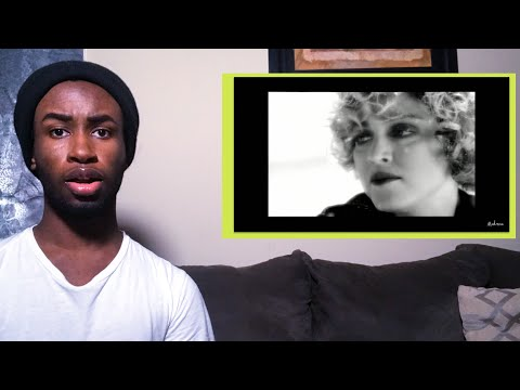 Madonna – Oh Father [Music Video]   REACTION