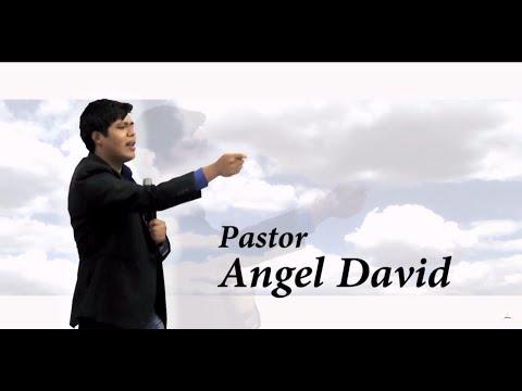 Portadores del Poder Sobrenatural de Dios – Pr Angel David De Vicente – 8 Feb 2015