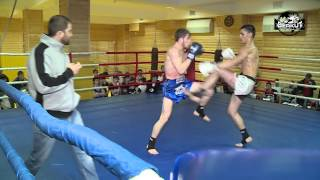 (71 кг) К-1. Апти Эмиев vs Асхар Тахтаев