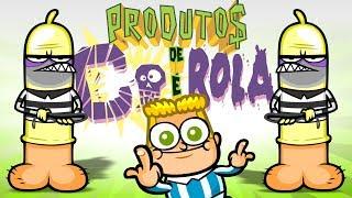 🤡 Produtos de C# é Rolla Irmãos Piologo
