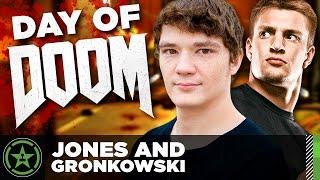 Day of Doom - With Michael Jones and Rob Gronkowski