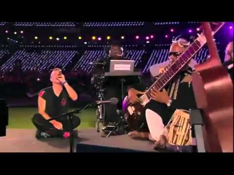 Coldplay - Strawberry Swing [Live at Olympic Stadium, Paralympics Closing Ceremony]