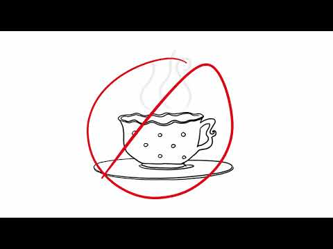 Tea and Consent - A fantastic video published by Thames Valley Police highlighting that anything except yes is NO!!