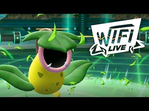 Pokemon Let's Go Pikachu & Eevee Wi-Fi Battle: Victreebel Victory?! (1080p)