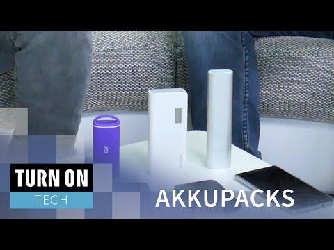 Akkupacks - Worauf man achten sollte - TECH