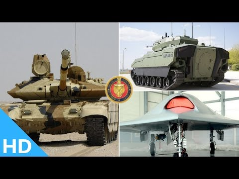 Indian Defence Updates : New Shell For T-90,Unmanned Combat Vehicle,1st Combat UAV Testing Facility