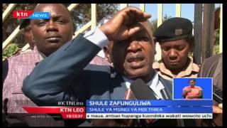KTN Leo: wizara ya elimu yasitisha usajili wa darasa la kwanza eneo la Kisumu