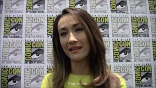 Comic Con 2011 - Interview Part#2