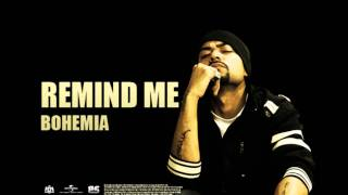 BOHEMIA - Remind Me (Official Audio) - YouTube
