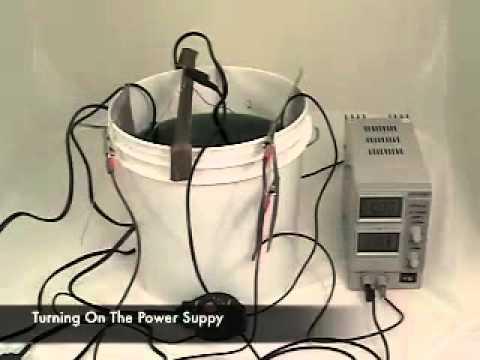 Nickel electroplating kit 15 gal ebay nickel electroplating kit 15 gallons solutioingenieria Image collections