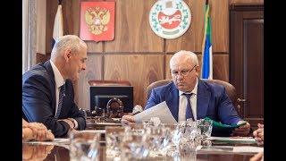 Глава Хакасии Виктор Зимин: Я против того, чтобы директора школ несли уголовную ответственность