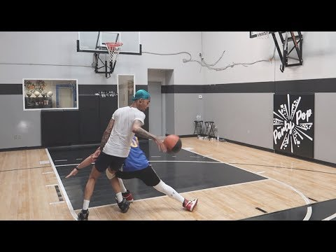 Ankle Breaking 1V1 Against TheFlightMike!