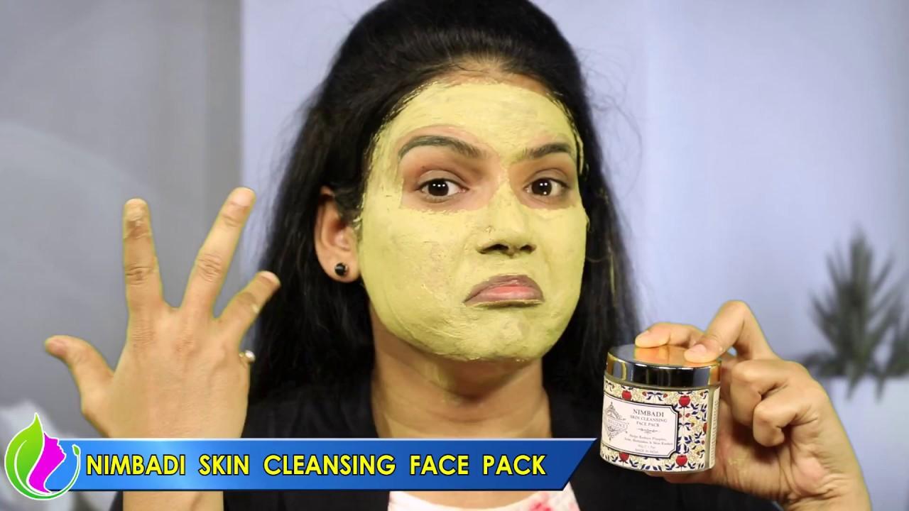 Royal Indulgence Nimbadi Skin Cleansing Face Pack