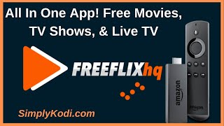 Install FreeFlix HQ (Amazon Fire TV Devices)