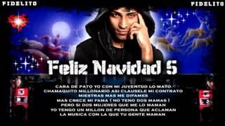 """Arcangel - Feliz Navidad 5 (Original) Con letra """"Tiraera Para Wisin"""""""
