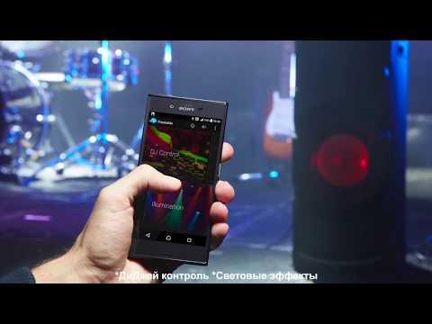 Музыкальный центр Sony MHC-V50D видео 1