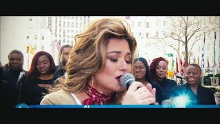 Shania Twain - I'm Alright (Live on TODAY feat. Harlem Gospel Choir) - April 30, 2018