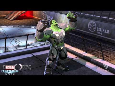 GDC 2015 - Marvel Heroes Interview with David Brevik