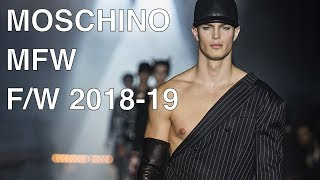 MOSCHINO | FALL WINTER 2018 19 | FULL FASHION SHOW