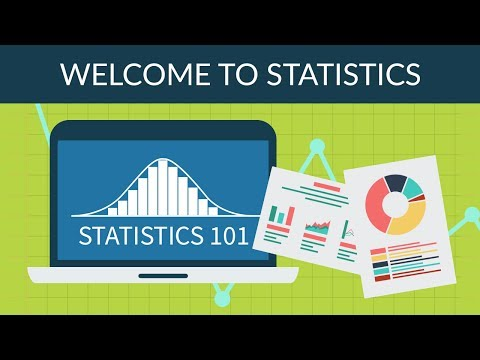 Statistics 101 Course - Welcome to Statistics - YouTube