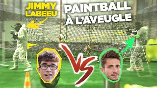 PAINTBALL À L'AVEUGLE Feat. JIMMY LABEEU (OCTOGONE)