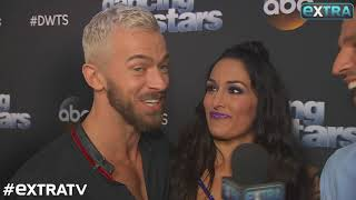 Nikki Bella Dishes on her Sexy Samba on 'Dancing with the Stars'