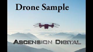 Sample Drone footage from DJI Phantom and Mavic Pro 2