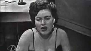 Patsy Cline - Three Cigarettes in an Ashtray - YouTube