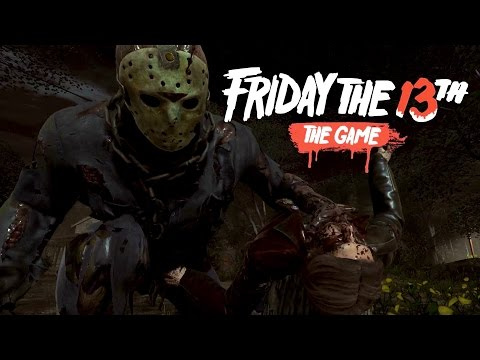Trailer de Friday The 13Th: The Game
