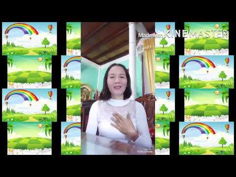 """Bài thơ: """"Tự hào Việt Nam"""" sáng tác và thể hiện - Cô giáo - Bùi Hải Hằng - Trường mầm Non Liên Minh."""