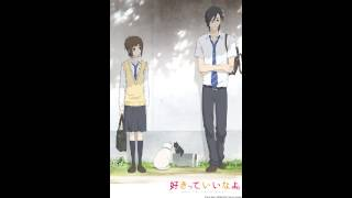 Say I love you Opening