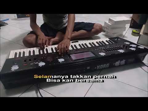 Cover Bagai Langit Dan Bumi Karaoke Dangdut Koplo Instrument Keyboard No Vokal