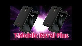 T-Mobile REVVL Plus- How to Take Apart & Replace LCD Glass Screen