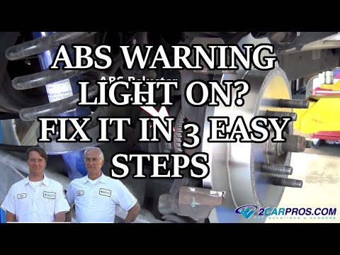 ABS WARNING LIGHT ON? FIX IT IN 3 EASY STEPS Mp3