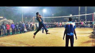 Pasa vs Bhikho Final match Set 3 at Talavchora, Chikhli