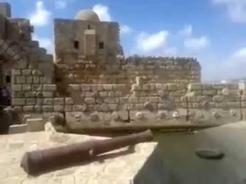 Крепость крестоносцев в Сайде