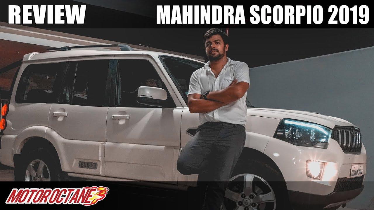 Motoroctane Youtube Video - Mahindra Scorpio 2019 Review - Singham ki Gaadi | Hindi | MotorOctane