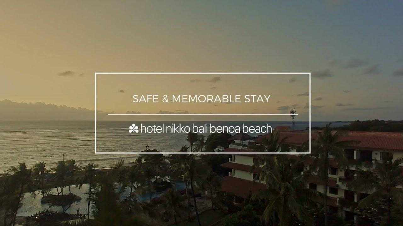 Hotel Nikko Bali Benoa Beach  video preview