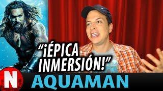 Novedades de AQUAMAN Previo al Panel DC FILMS COMIC-CON 2018 - Noticias de Cine