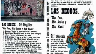 LOS BEODOS-EL RIFF DEL MODERNO (MUSIKA DE ANGELIC UPSTARTS ''I WONT PAY FOR LIBERTY'')