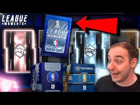 NBA 2K19 My Team SUPER PACKS ARE BACK! THATS A LOT OF DIAMONDS WOAH!!!