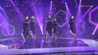 121211 ArirangTV Simple K-POP 스피카(SPICA) - LONELY