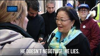 Sen. Hirono: Trump Is a Liar