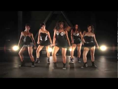 "Chloe's Syncopated Ladies – Cover Rihanna's ""Where Have You Been"" – Female Tap Band + #SYTYCDLADIES"