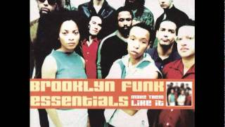 Brooklyn Funk Essentials - I Got Cash (HQ)